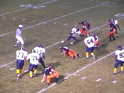 Lanphier High School Football Highlight Film 2004