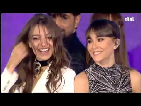 Aitana Y Ana Guerra - Lo Malo (Premios Cadena Dial 2018)