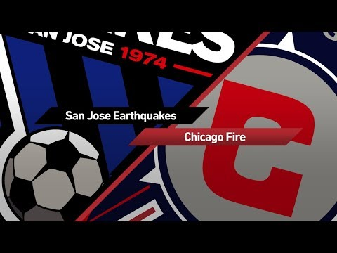 Highlights: San Jose Earthquakes vs. Chicago Fire | September 27, 2017
