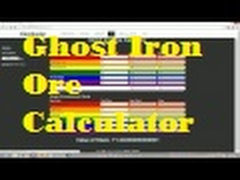 How to Calculate the Value of Prospecting Ghost Iron Ore - Silenthunder's Wow Gold Guides