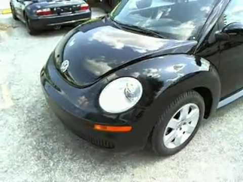 2007 Volkswagen New Beetle - Orlando FL - Used VW Beetle