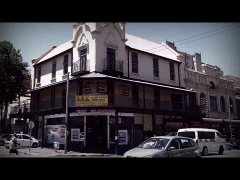 Part of the Story - The History of Fordsburg