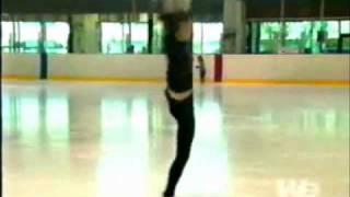 Sasha Cohen practice montage