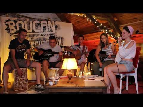 BOUCAN - Voyage en Italie - (cover)