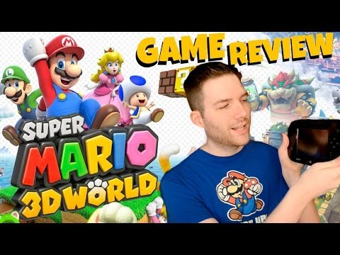 Super Mario 3D World - Game Review by Chris Stuckmann