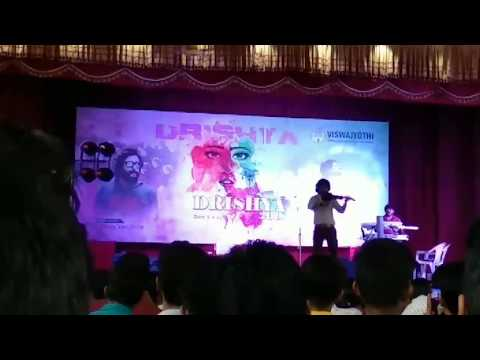 Tribute to Lalettan by Sabareesh Prabhakar | The Violinist
