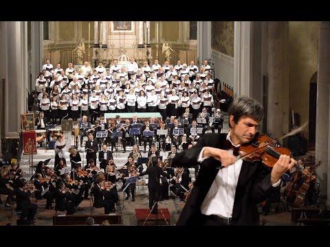 P.I.Tchaikovsky, Concerto per violino e orchestra op.35 - Ars Cantus, violino Andrea Bordonali
