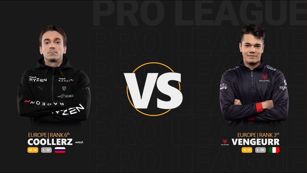 COOLLERZ vs vengeurR - Quake Pro League - Stage 1 - Week 3