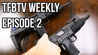 How Open Bolt Guns Work & Roller Delayed Maintenance (TFBTV Weekly Ep.2)