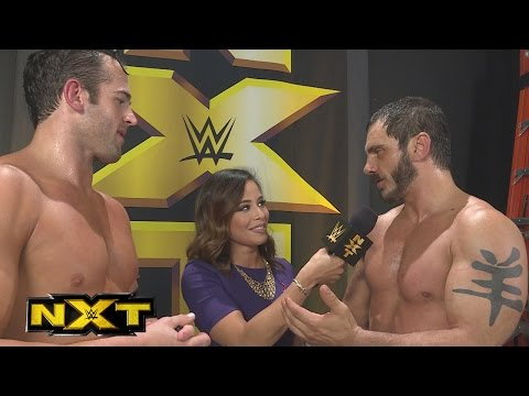 What makes Aries & Strong the perfect team?: NXT Exclusive, Oct. 19, 2016