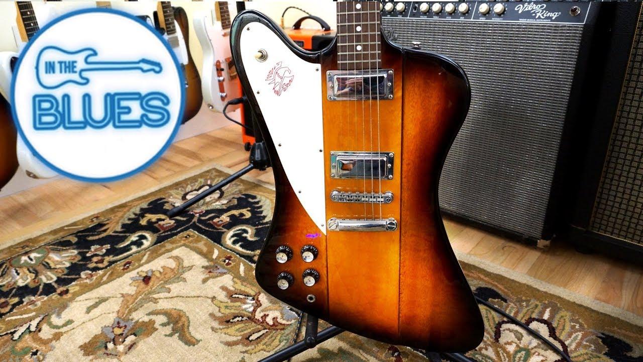 Epiphone Firebird Electric Guitar Youtube