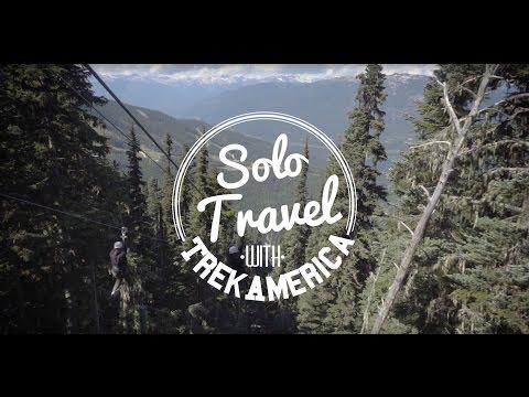 Solo Travel with TrekAmerica
