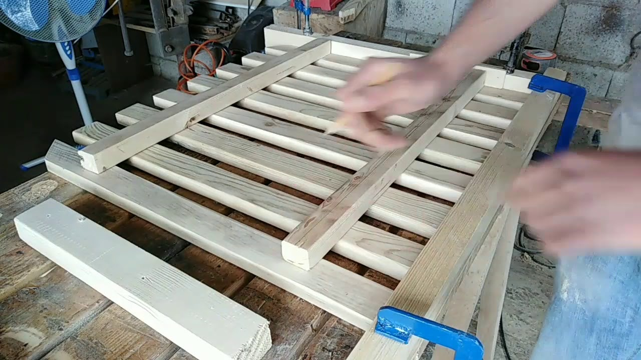 Cancello In Legno Fai Da Te Diy Wooden Gate