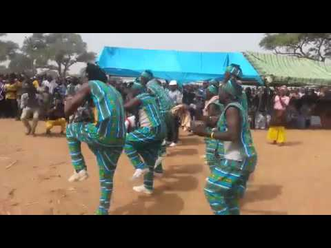 TRADITIONAL DANCE (UPPER WEST REGION, GHANA)