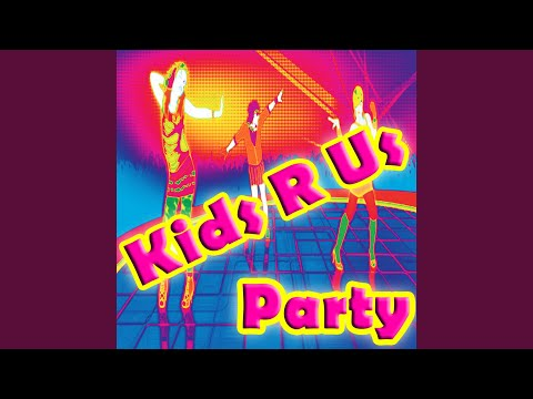 Electric Slide Kids Party Mix