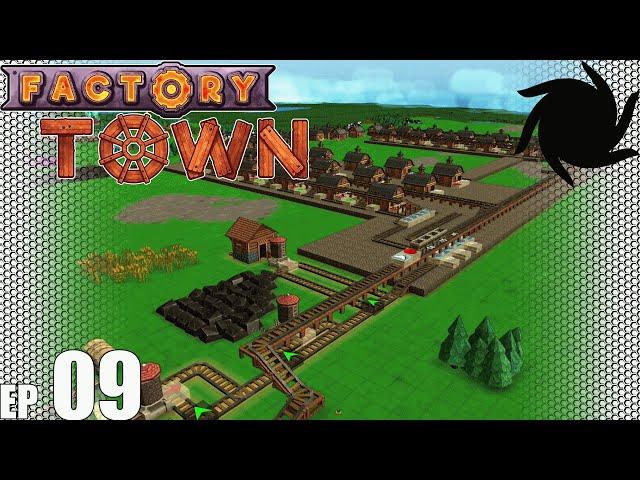 Factory Town Grand Station - 09 - Rails, Rails, Rails