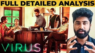 Why Virus is Inspiring Film now? Must Watch Movie! Detailed Review by VJ Agni!