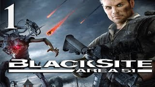 BlackSite: Area 51 (Xbox 360) - 1080p60 HD Walkthrough Episode 1 - Iraq