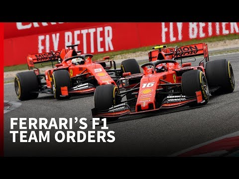 'Ferrari Can't Shake Off Its History With Team Orders'