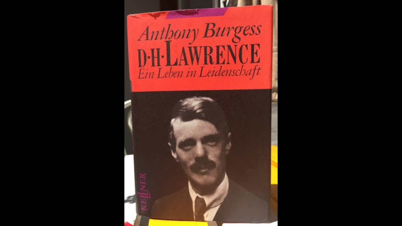Download Anthony Burgess Speaks: 1985 — The Rage of D.H. Lawrence (4/4)