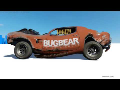 Next Car Game Technology Sneak Peek 1 video hranolka 800