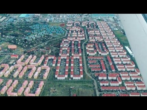 One of the Biggest Residential Estate in Africa - Nyayo Estate - Nairobi, Kenya