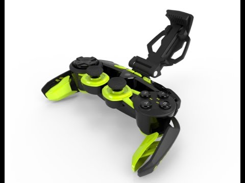Mad Catz L.Y.N.X. 3 Gamepad Review