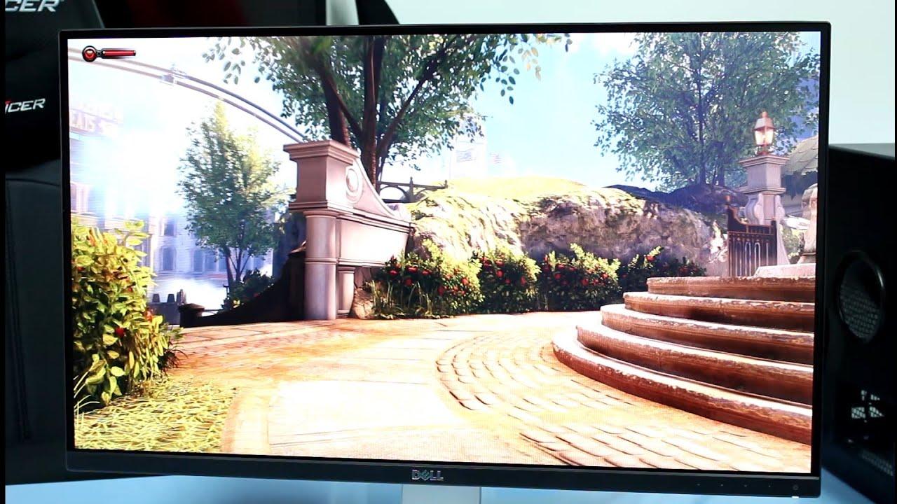 Dell Ultrasharp U2715h 27 1440p Ips Monitor Review Youtube Asus Mg279q Gaming 27ampquot 2k Wqhd 2560 X 1440 Up To 144hz Freesync