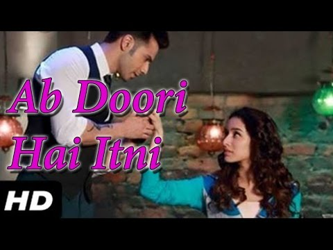 Ab Doorie Hai Itni   ABCD 2   Varun Dhawan and Shraddha Kapoor