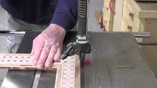Joinery - Spline Miter Joint