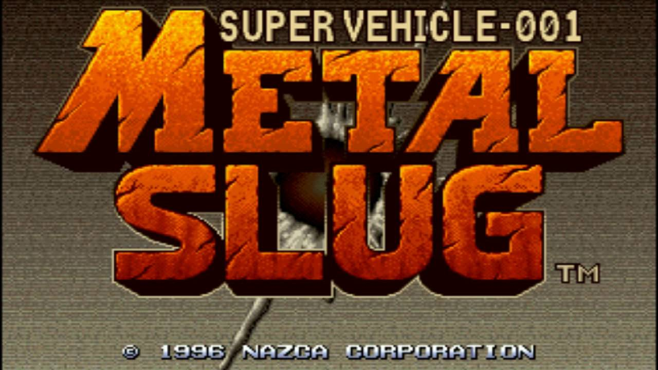 Metal Slug Series With MaME 0 78 Installer - revizionbazaar