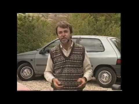 Old Top Gear 1990 - Renault Clio
