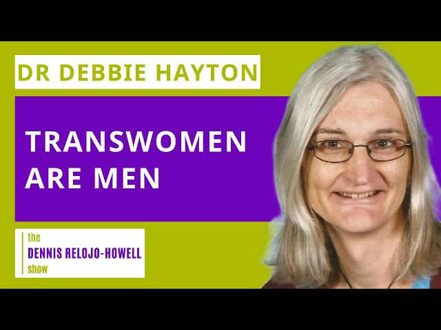 Dr Debbie Hayton on The DRH Show | Transwomen Are Male