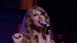 Taylor Swift - Speak Now - Live In HD