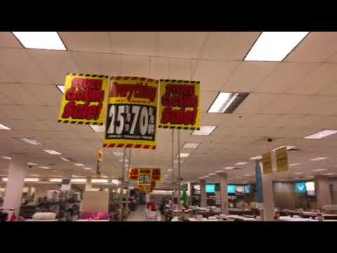 Dead Mall- Northlake Mall-Very Sick