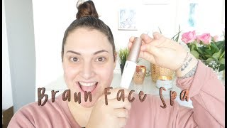 BEAUTY REVIEW BRAUN FACE SPA - PAPERTOWN