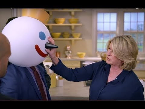 Jack in the Box Super Bowl Commercial 2018 Martha Stewart