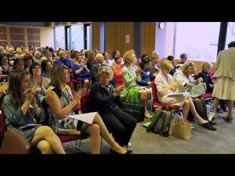 NEWNHAM COLLEGE WOMEN OF THE YEAR 2015 - FULL VERSION