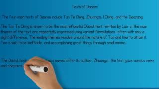 Shintoism and Daosim (Taoism)