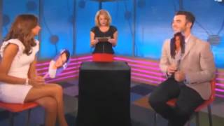 Kevin and Danielle Jonas on VH1- Morning Buzz part 2