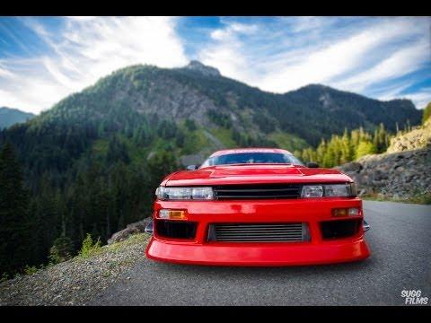 Mountain Drifting | 1JZ 240SX