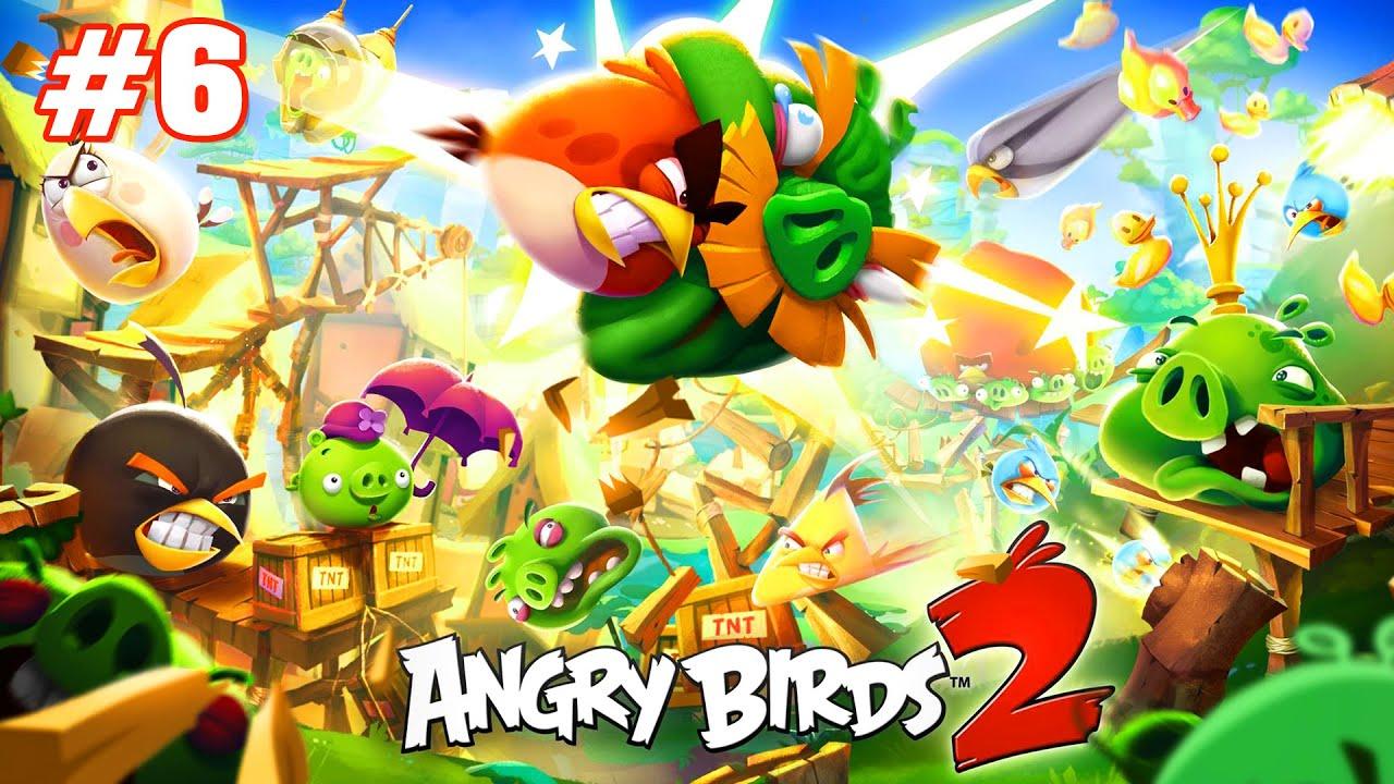 Angry Birds 2 เทคนิคการเล่น แองกี้ เบิร์ด 2 Part 6 Levels 30 - 39