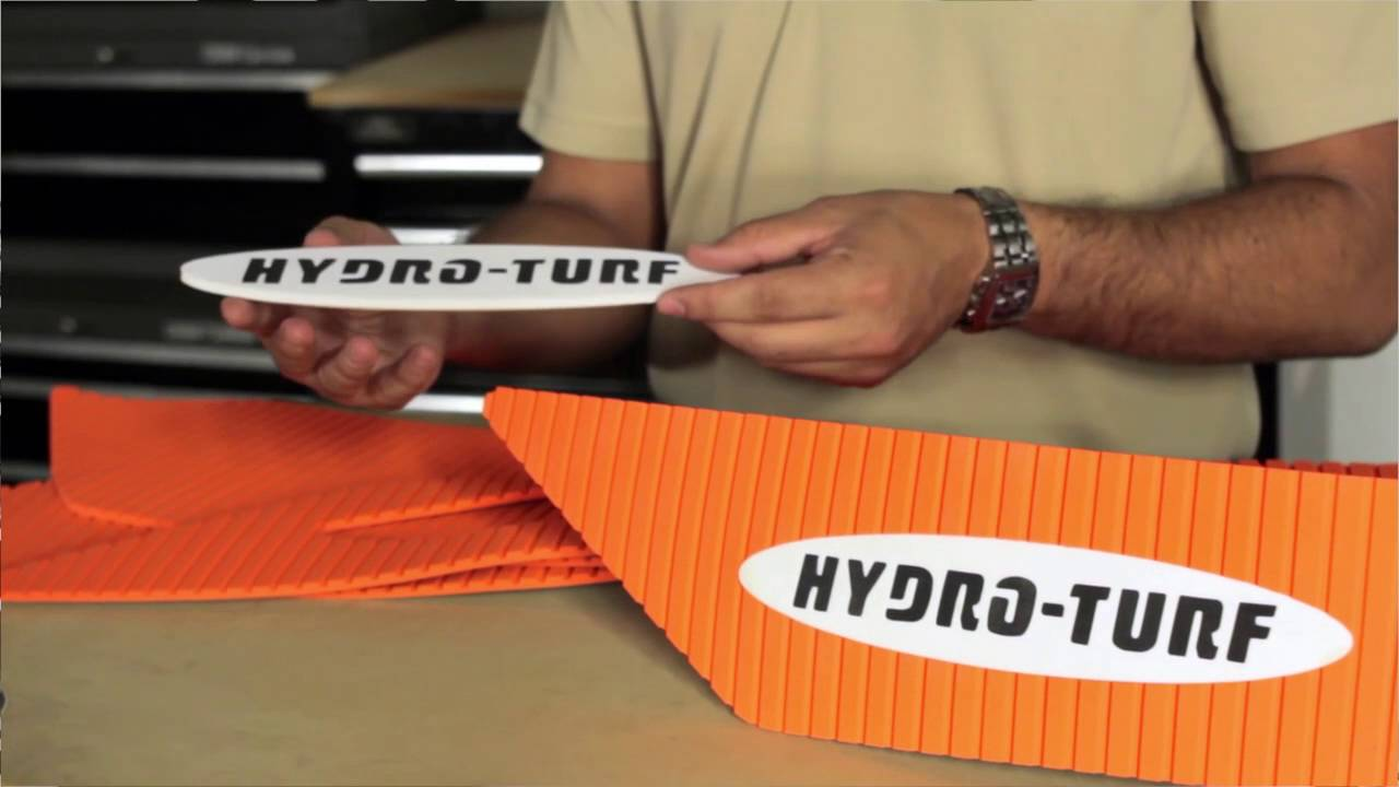 Hydro-Turf Traction Mats - Presented by PWC Muscle