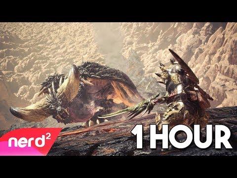 Monster Hunter: World Song | Glory Of The Kill [1 HOUR] | w/Bonecage ft Sharm #NerdOut