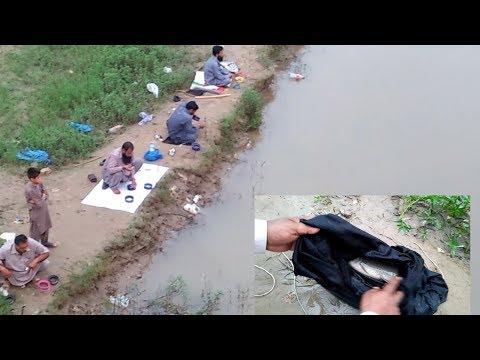 Amazing Fishing at sialkot aick