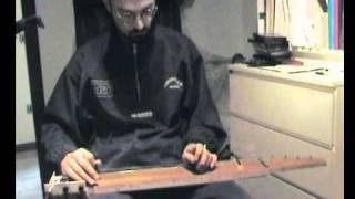alchemy studio homemade lapsteel guitar