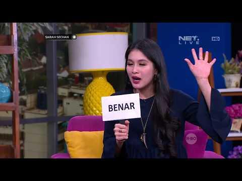 Wah Ternyata Selama Hamil Sandra Dewi Jadi Baper