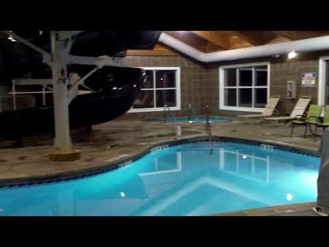 Hotel Tour Part 1: Comfort Suites, Coralville, IA