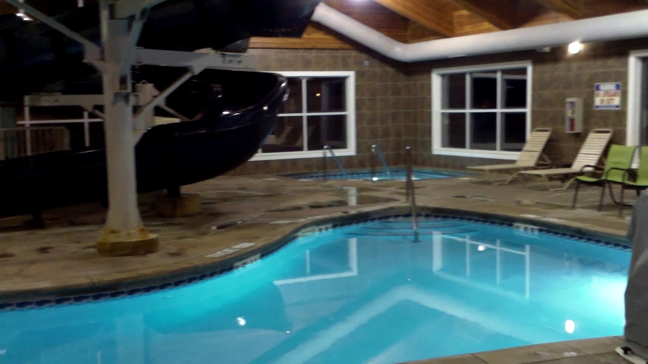 Hotel Tour Part 1 Comfort Suites Coralville Ia Youtube