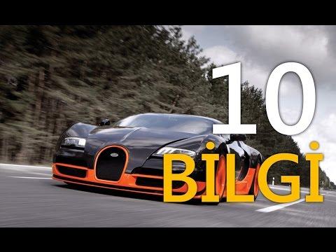 Arabalar Hakkında Şaşırtıcı 10 İlginç Bilgi